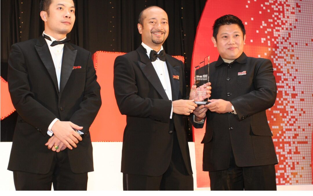 The SME 100 Awards 2009: Malaysia's Fast Moving Companies  10.06.2009