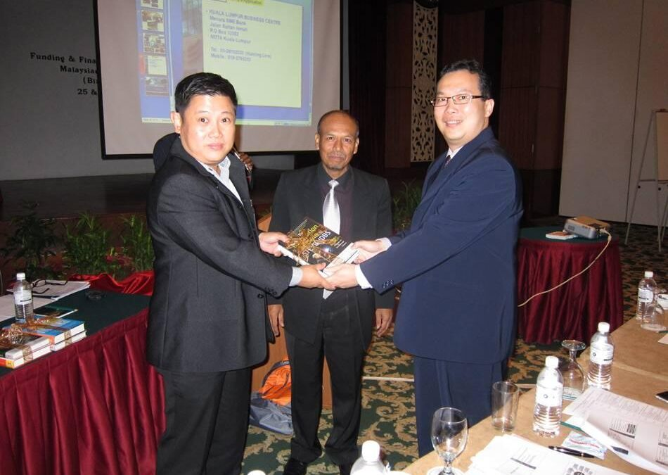 Seminar on Funding & Financing Opportunities for Malaysian Business Sector  26.01.2011