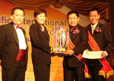 Asia Pacific International Honesty Enterprise-Kris Award