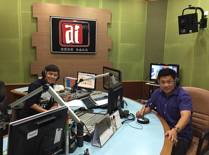 Special interviewed by AIFM  23.04.2016