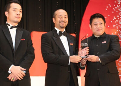 The SME 100 Awards Malaysia's Fast Moving Companies
