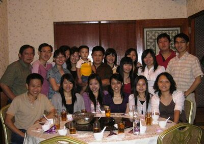 annual lunch 2008
