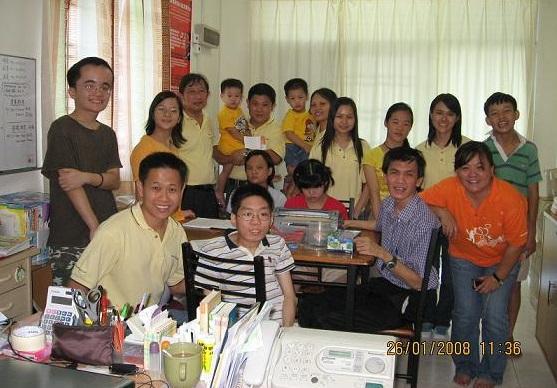 Charity Drive ~ Persatuan Kristan Shuang Fu Untuk Orang-Orang Kurang Upaya, Johor Branch