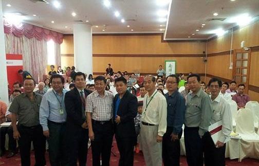 Public Seminar Organized by Nanyang Siang Pau and Sponsored by CIMB Bank  16.11.2013