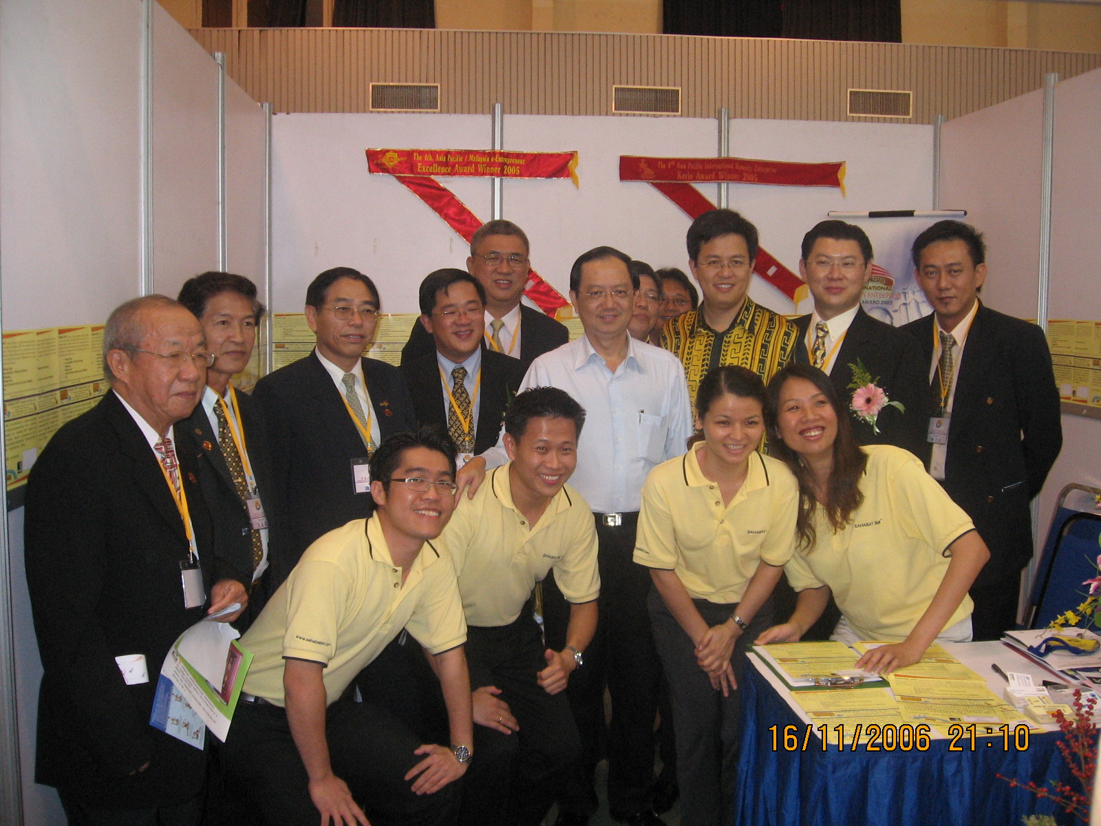 with YB & Committees