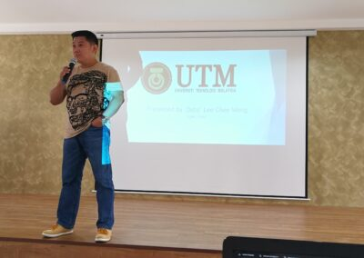 Sharing session with SHAD Alumni