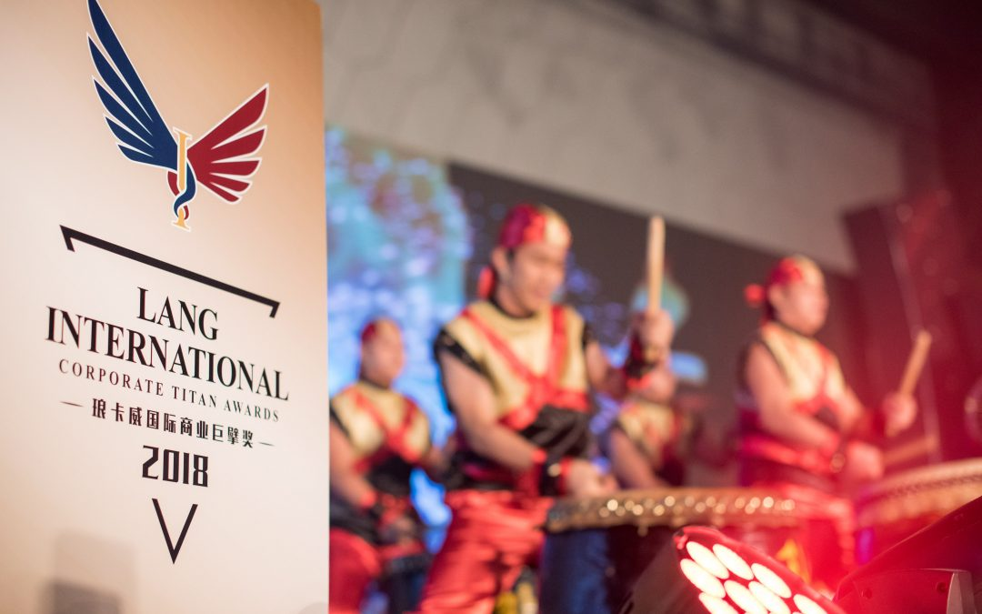 Lang International Corporate Titan Awards Gala Dinner Night Photo Highlight