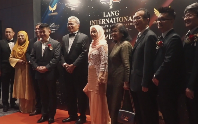 Lang International Corporate Titan Awards 2018 Gala Dinner Video Highlight