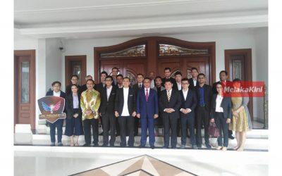 Program Sembang Santai Usahawan – Melaka Kini 30.05.2019