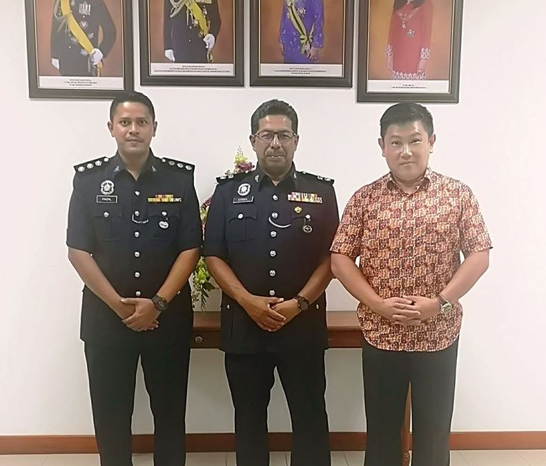 Appointment as President of Malaysia Crime Prevention Foundation 2020
