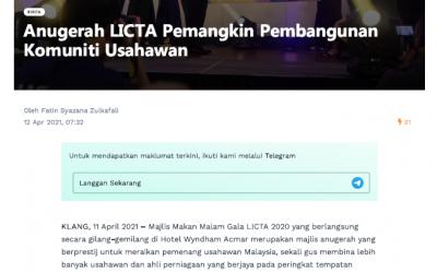 Dewan Ekonomi Portal 15-4-2021